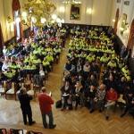 Más de un centenar de trabajadores rechazan en asamblea la propuesta de acuerdo marco del Ayuntamiento de Ciudad Real