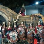 El Carnaval de Valverde se empapa de buen ambiente