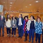 Cruz Roja inaugura en la Biblioteca del Estado una muestra de fotografías sobre Igualdad de Género