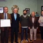 El Colegio de Médicos de Ciudad Real destina el 0,7 por ciento de su presupuesto a Cáritas