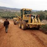 Concluye el arreglo de varios caminos en Brazatortas