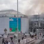 Condena institucional a los atentados perpetrados en Bruselas