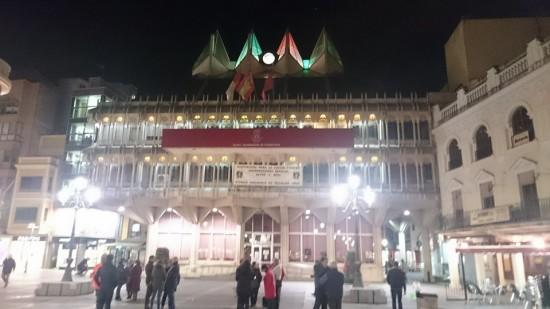 ayuntamiento cupulas