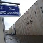¿Dónde está la calle dedicada a Mónico Sánchez? (con errata en la placa incluida)