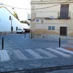 Carrión: Continúa la mejora de los caminos públicos y finalizan las obras de la calle Elisa Sánchez Ramos