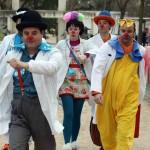 Ciudad Real: Clownrisas, payasos al servicio de la salud y la sociedad