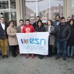 Ciudad Real: Silencio en recuerdo de los estudiantes fallecidos en Tarragona