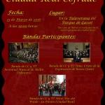 El Parque de Gasset acogerá un nuevo Certamen de Bandas «Ciudad Real Cofrade»