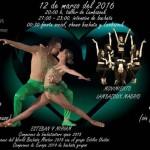 Campeones mundiales de bachata participarán en la fiesta precongreso del III Puertollano Latin Festival
