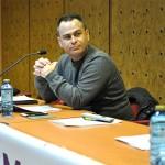 David Llorente presenta su candidatura a las primarias de Podemos C-LM para conseguir un partido «que no se calle»