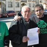 Manzanares: La PAH arranca 5 días para continuar su lucha contra el desahucio de Vicente López Manzanara