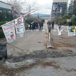 Puertollano: Los trabajadores de Elcogas abandonan pacíficamente el encierro tras ser despedidos