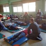 Ochenta docentes de Manzanares se formanen primeros auxilios