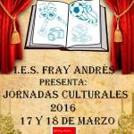 Puertollano: El IES Fray Andrés afronta dos intensos días de jornadas culturales
