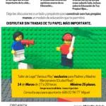 Manzanares: Los Lego como herramienta educativa, en un taller