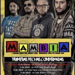"Mambia presenta su nuevo single ""Caution my bro"""