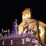 Puertollano: Emotiva salida a costal de Jesús de Medinaceli