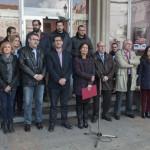 Ciudad Real: Silencio de repulsa tras los atentados de Bruselas