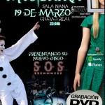 Mysterika grabará en DVD su concierto de este sábado en la Sala Nana