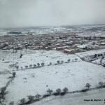 La nieve vuelve a visitar Ciudad Real