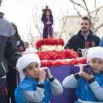 Procesión Marianistas: A hombros con la tradición