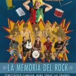 """Puertollano: El rock se cuela en la escuela"""" para toda la familia en el escenario del Auditorio"""