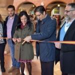 Caballero inaugura la Feria del Stock de Villanueva de los Infantes