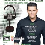 Manu Tenorio encabeza este viernes el cartel de los II Premios Onda Cero en el Auditorio de Puertollano