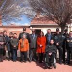 Homenaje a las víctimas del terrorismo en Argamasilla de Calatrava