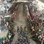 """Ciudad Real: El equipo de gobierno responde a Ganemos que las tribunas de la Plaza Mayor están """"abiertas a todos"""""""