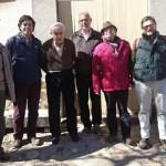 Venta de la Inés: Ecologistas y Fundación Savia admiran el tesón y valentía de Felipe Ferreiro y su familia