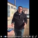 El PP denuncia en un vídeo el «vergonzoso» estado de la calle Umbría