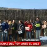 """El constructor de Tomelloso condenado a pagar a 28 familias de Pinto dice que """"no da"""" el dinero porque """"no tiene un duro"""""""