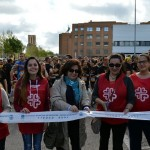 La carrera popular de Go Fit recauda 2.000 euros para Cáritas