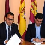 El Ayuntamiento de Albacete firma sendos préstamos con Globalcaja y el Banco Santander para ejecutar el Plan de Inversiones previsto para el año 2016