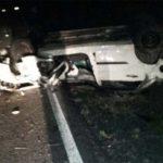 Detenido el conductor del vehículo siniestrado en Aldea del Rey tras darse a la fuga dejando sola a la joven fallecida