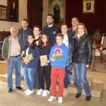 Los escolares de Almodóvar reciben los premios del certamen literario y de dibujo