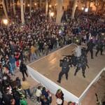 Más de un millar de participantes en el Suvirval Zombie de Argamasilla de Alba