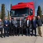 Carlos Marín, reelegido presidente de la Asociación Provincial de Empresarios de Transportes de Mercancías por Carretera