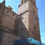 Puertollano: La parroquia invertirá 61.372 euros en la reparación de las cornisas de la Iglesia de la Asunción
