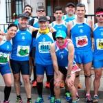 En Club Atletismo Manzanares «Mundo Rótulo» se mantiene segundo del Circuito de Carreras Populares de Ciudad Real tras la media maratón de Bolaños