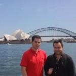 El Dúo Belcorde regresa de una exitosa gira por Australia y Nueva Zelanda