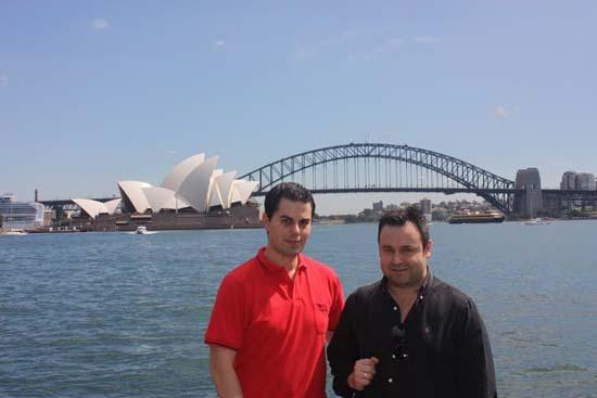Gira por Nueva Zelanda y Australia