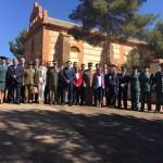 Bolaños: 7.000 euros por la medalla de la Virgen del Monte en una romería multitudinaria