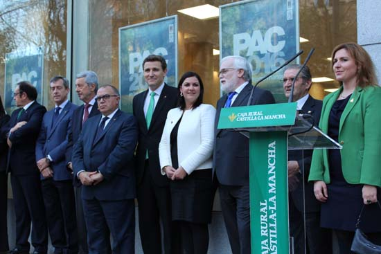 Caja rural castilla la mancha inaugura su primera oficina for Caja castilla la mancha oficinas