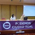 La PAH ofrece una charla sobre el funcionamiento de la plataforma y abusos bancarios