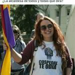 """El Colectivo Estudiantil rechaza un tuit """"ofensivo"""" del PP de Miguelturra sobre la participación de una concejala en la manifestación"""