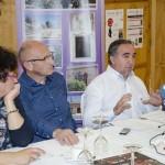 Corral de Calatrava acoge el II Concurso Nacional de Cortadores de Jamón «Villa de Corral»