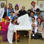 Sergio Claramunt desvela las claves del trabajo del payaso de hospital
