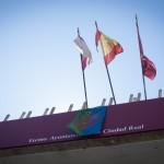 #TelebasuraNoEsRealidad: La bandera gitana cuelga del balcón del Ayuntamiento de Ciudad Real